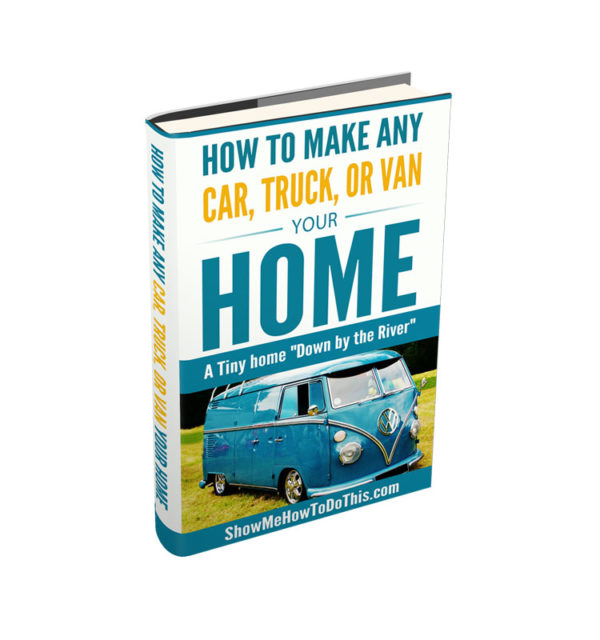 how to make any car truck van into your home