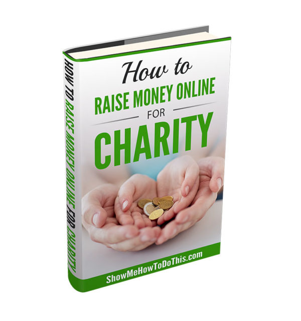how to raise money online for charity
