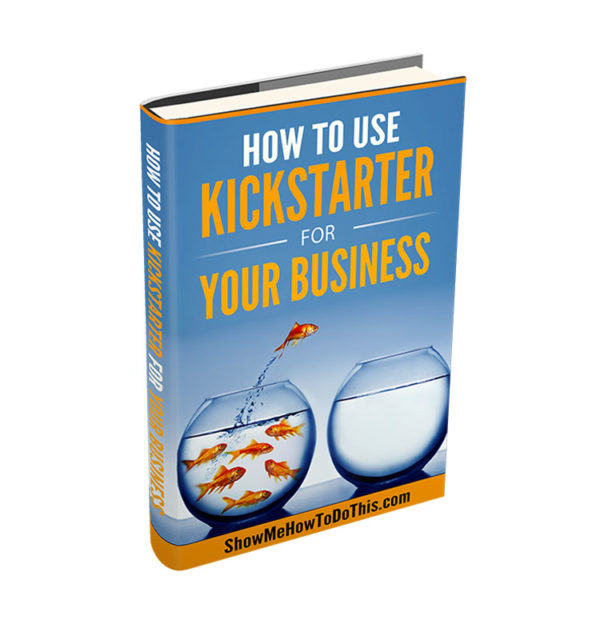 how to use kickstarter for your business